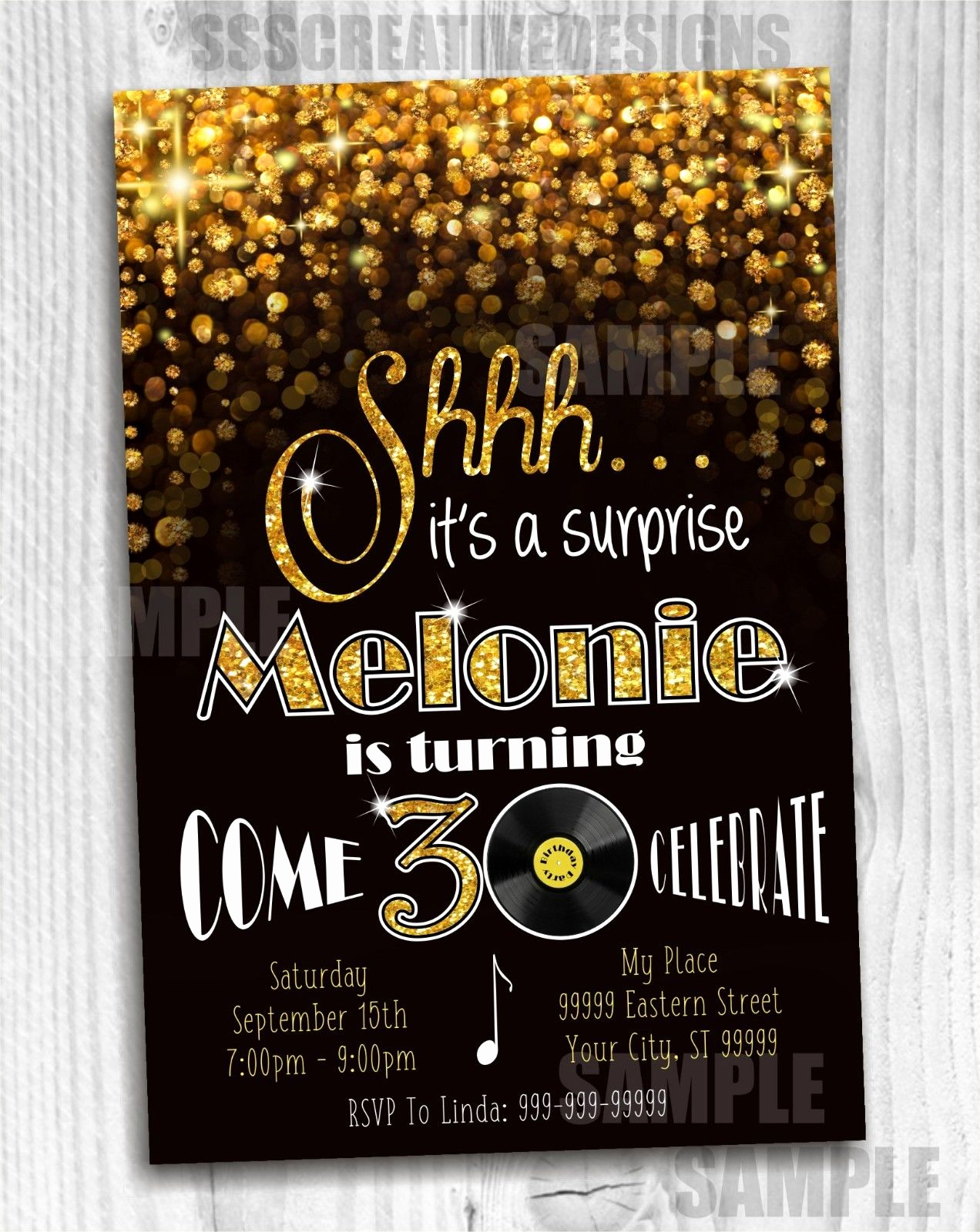 50th Birthday Invitation Card Luxury 50th Birthday Invitation Card Turning 50 Printable Digital