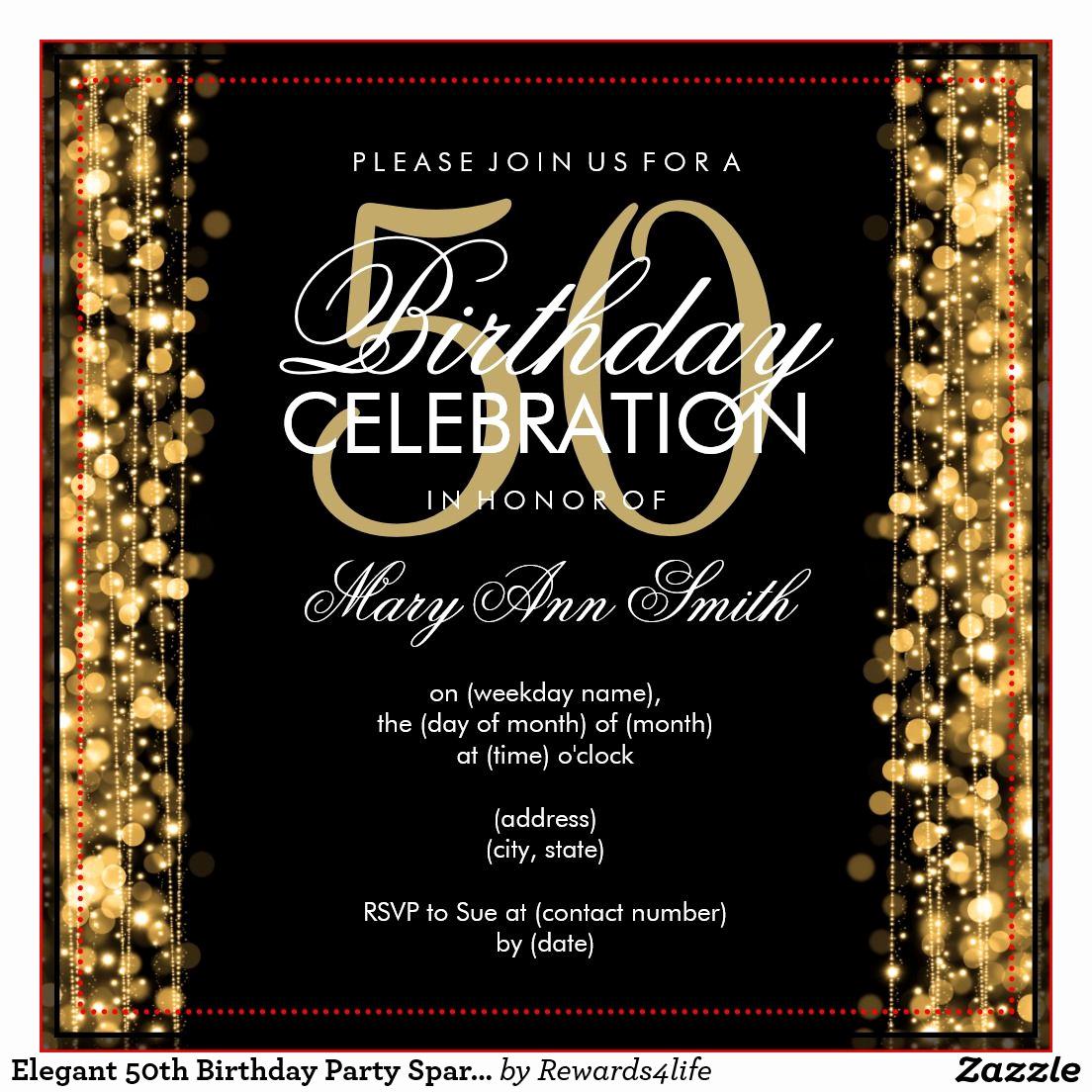50th Birthday Invitation Ideas Inspirational 50th Birthday Male Party Ideas Google Search