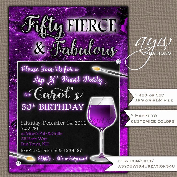 50th Birthday Party Invitation Ideas Elegant Best 25 50th Birthday Invitations Ideas On Pinterest
