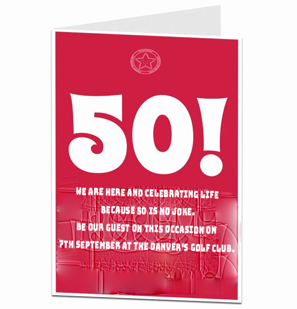 50th Birthday Party Invitation Wording Inspirational 50th Birthday Invitation Wording Samples
