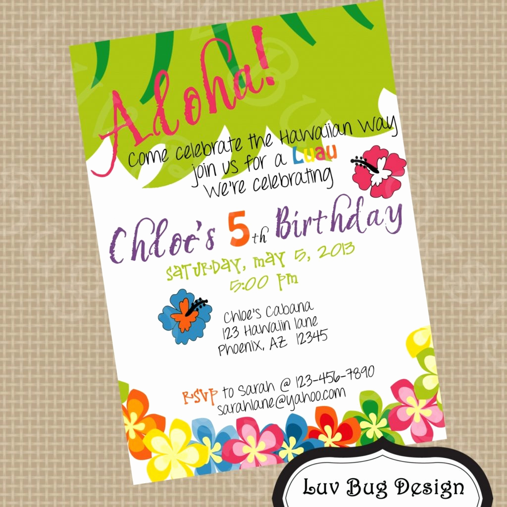 5th Birthday Invitation Message Best Of Fifth Birthday Party Invitation Wording