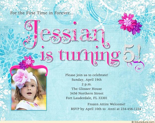 5th Birthday Invitation Wording Lovely 5th Birthday Party Invitation Wording A Birthday Cake