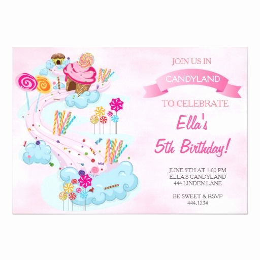 5th Birthday Party Invitation Best Of 1000 Images About 5th Birthday Party Invitations On
