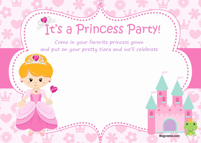 5th Birthday Party Invitation Best Of Nice Birthday Invitation Template Free Printable