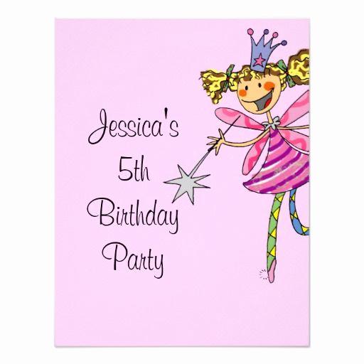 5th Birthday Party Invitation Inspirational 391 Best Images About 5th Birthday Party Invitations On