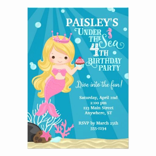 5th Birthday Party Invitation Wording Best Of 388 Best 4th Birthday Party Invitations Images On Pinterest