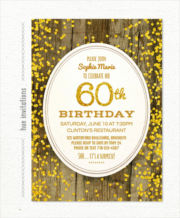 60 Th Birthday Invitation New How People at Different Ages Celebrate their Birthdays