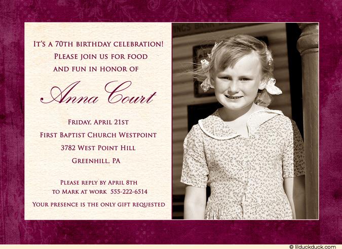 60th Birthday Invitation Wording Best Of 60th Birthday Party Invitations Ideas – Bagvania Free