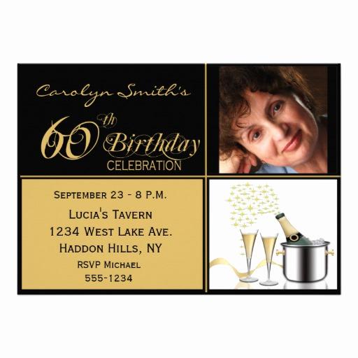 60th Birthday Invitation Wording Luxury 60th Birthday Party Invitations