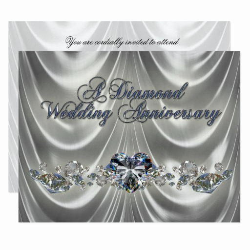 60th Wedding Anniversary Invitation Wording Beautiful 60th Wedding Anniversary Invitation Card