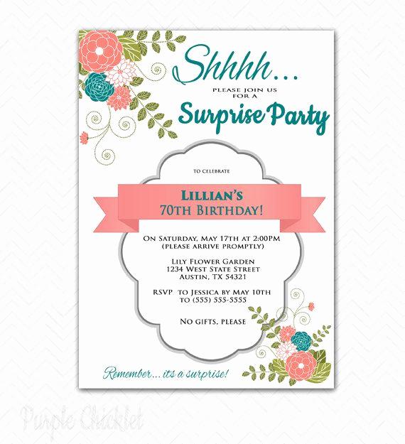70th Birthday Invitation Ideas Best Of 25 Unique 70th Birthday Invitations Ideas On Pinterest