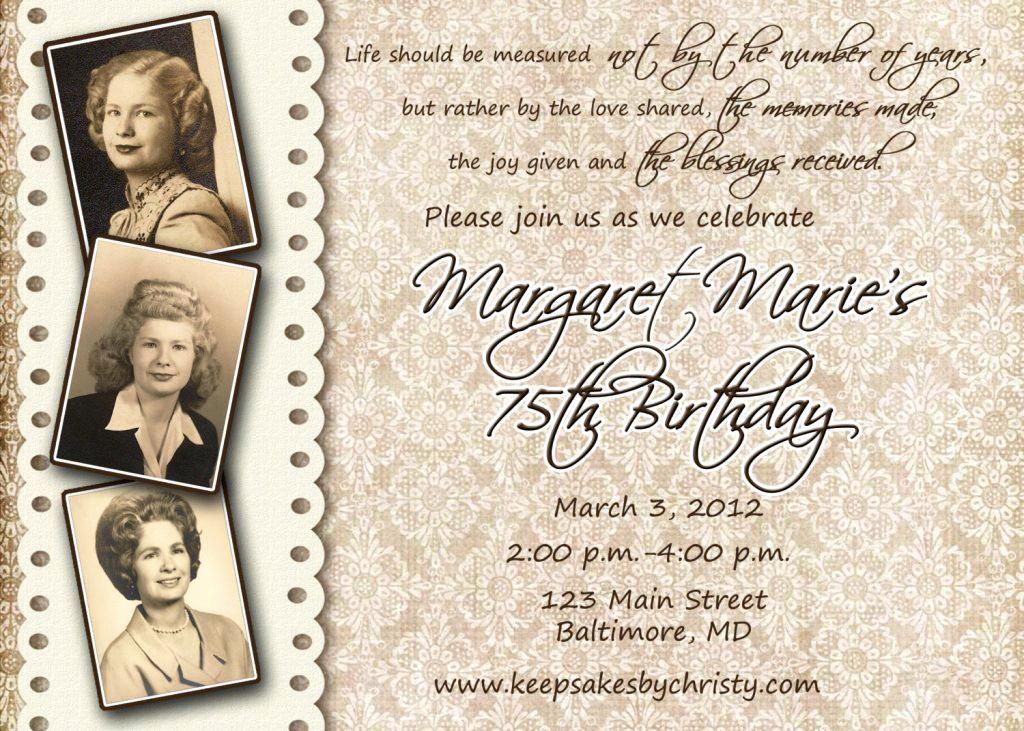 70th Birthday Invitation Ideas Inspirational 70th Birthday Invitations Australia