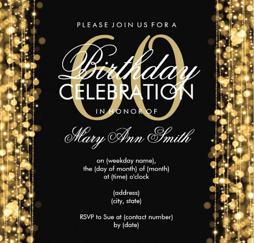 70th Birthday Invitation Templates Free Luxury 70th Birthday Invitation Background Templates