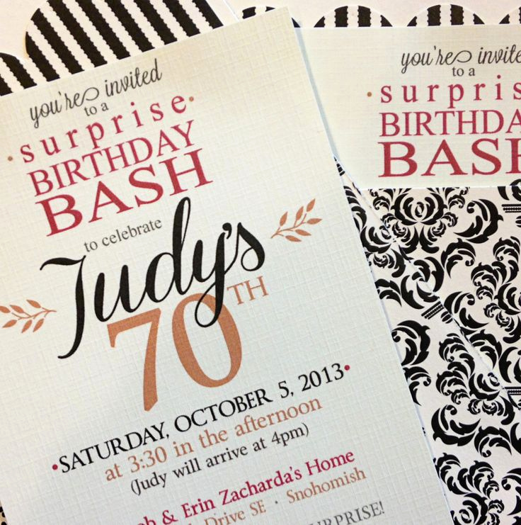 70th Birthday Party Invitation Wording New 25 Unique 70th Birthday Invitations Ideas On Pinterest