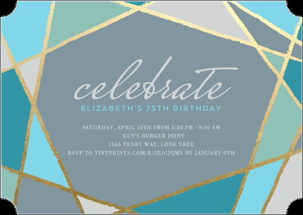 75th Birthday Invitation Wording Unique the Best 75th Birthday Invitations and Party Invitation