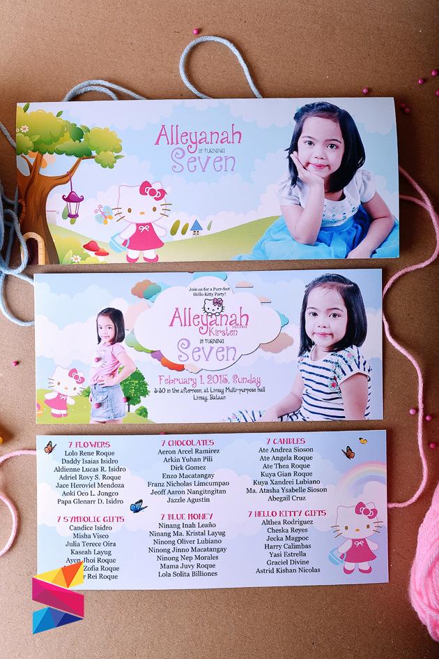 7th Birthday Invitation Wording Beautiful Alleyanah 7th Birthday Invitation Stunro Creativeworks