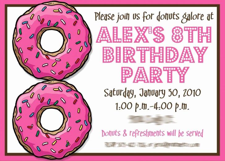 8th Birthday Invitation Wording Lovely 13 Best Birthday Invitations Images On Pinterest