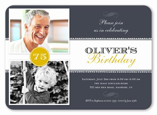 90th Birthday Invitation Ideas Unique 90th Birthday Invitations