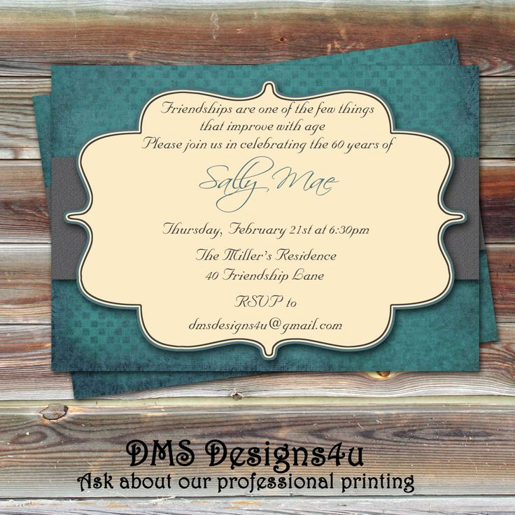 90th Birthday Invitation Wording Beautiful Best 12 Mom S Birthday Party Images On Pinterest