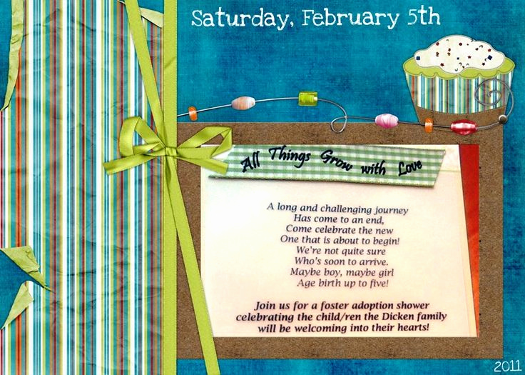 Adopted Baby Shower Invitation Wording Luxury Foster Adoption Shower Invitation Wording Idea