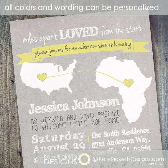 Adoption Baby Shower Invitation Wording Awesome 25 Best Ideas About Adoption Shower On Pinterest