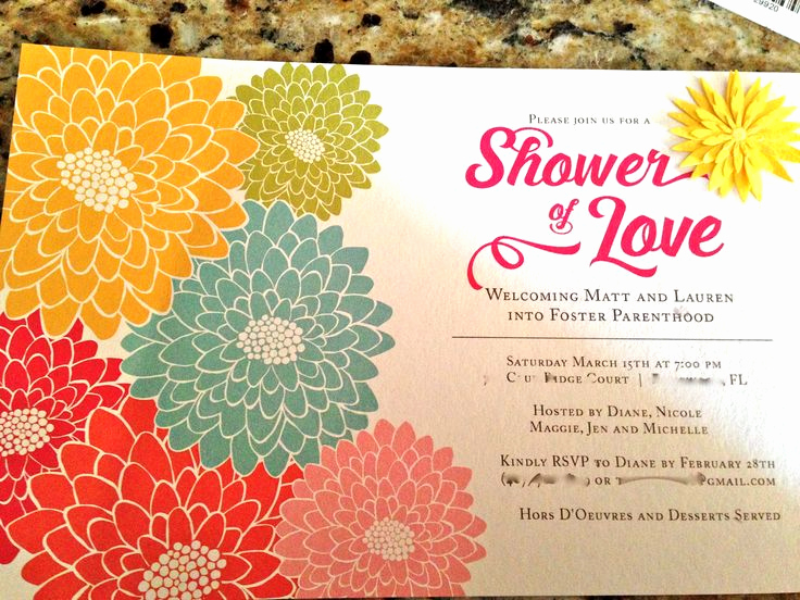 Adoption Baby Shower Invitation Wording Beautiful 7 – How to Throw A Foster Shower