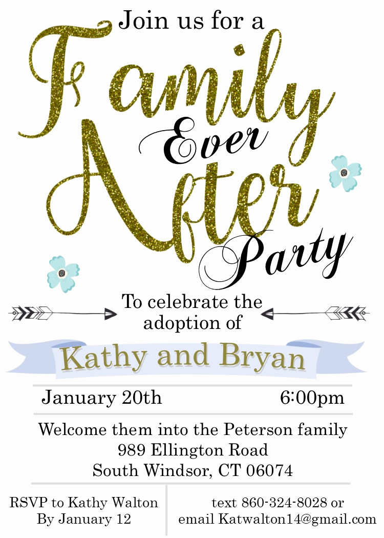 Adoption Shower Invitation Wording Awesome Baby and Children Adoption Shower Invitations New
