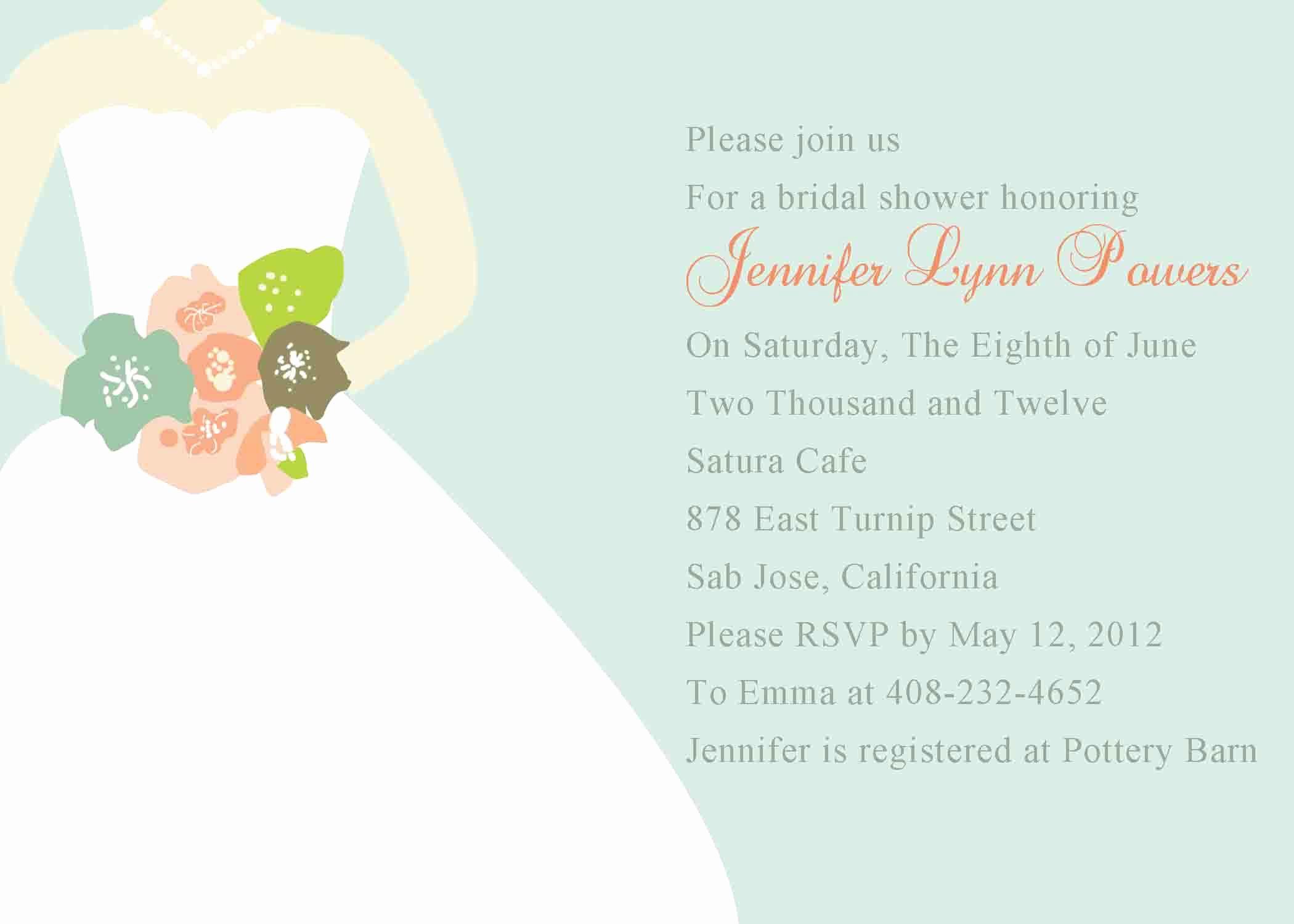 Adults Only Wedding Invitation Wording Luxury Bridal Shower Invitation Wording Adults Only