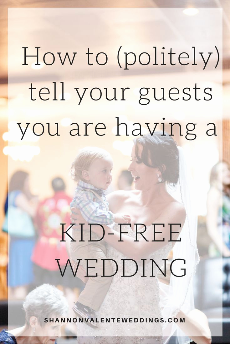 Adults Only Wedding Invitation Wording Luxury Wedding Tip Of the Week – Kids