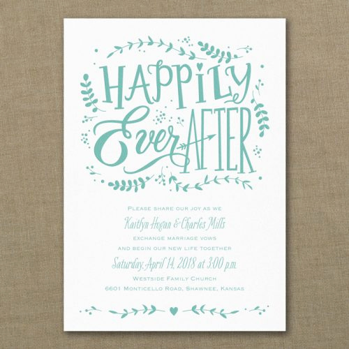 After Party Invitation Wording Best Of Whimsical Fairytale Wedding Invitation Sample Little