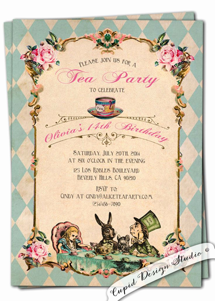 Alice In Wonderland Invitation Unique 1126 Best Pretty Stationery and Paper Goods Images On