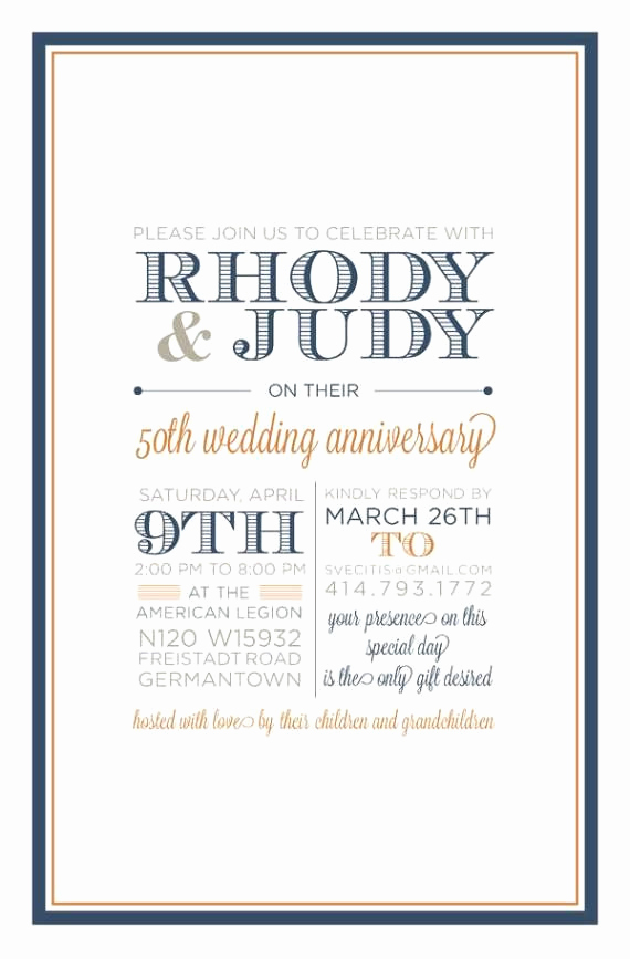 Anniversary Party Invitation Wording Awesome 78 Ideas About Anniversary Invitations On Pinterest