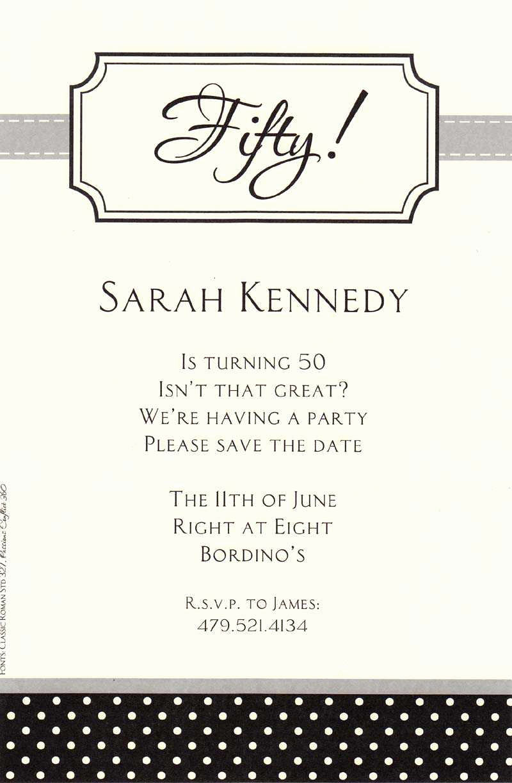 Anniversary Party Invitation Wording Fresh Birthday Invitation Wording Ideas