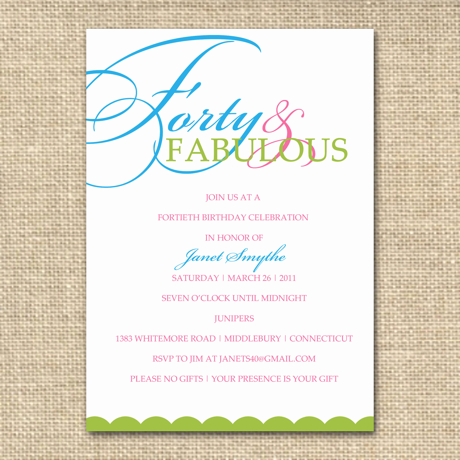 Anniversary Party Invitation Wording Lovely 10 Birthday Invite Wording Decision – Free Wording