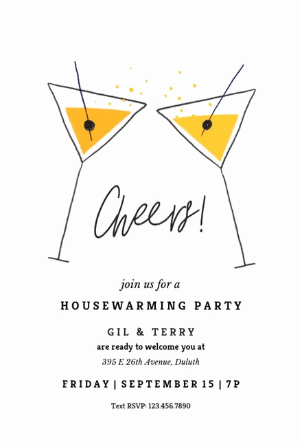 Appetizer Party Invitation Wording Beautiful Cocktail Party Invitation Templates Free