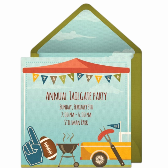 Appetizer Party Invitation Wording Elegant Game Day Appetizers