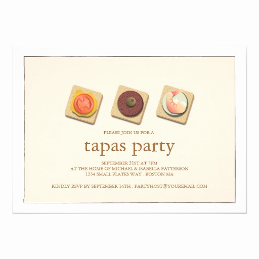Appetizer Party Invitation Wording Luxury 600 Appetizer Invitations Appetizer Announcements
