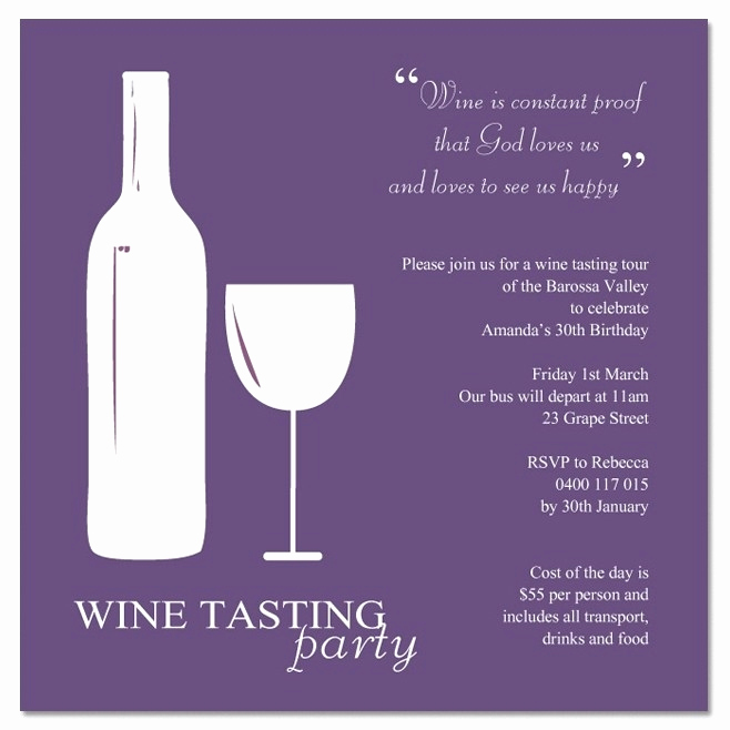 Appetizer Party Invitation Wording Unique Wine Party Invitation Wording Cobypic