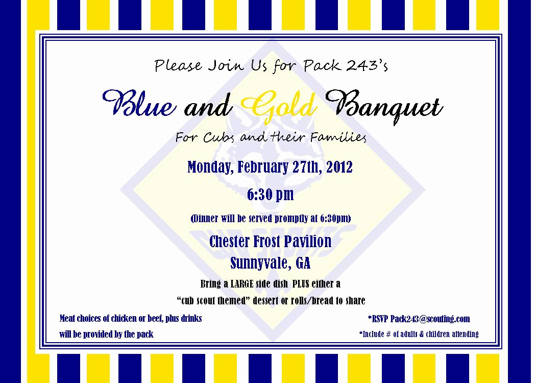 Arrow Of Light Invitation New Cub Scout Invitation Templates