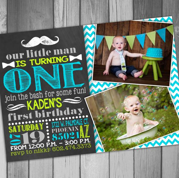 Baby Boy Birthday Invitation Beautiful First Birthday Invitation Boy Birthday Baby Boy First Birthday