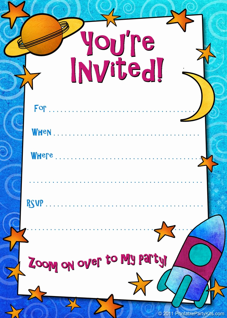 Baby Boy Birthday Invitation Elegant Free Printable Boys Birthday Party Invitations