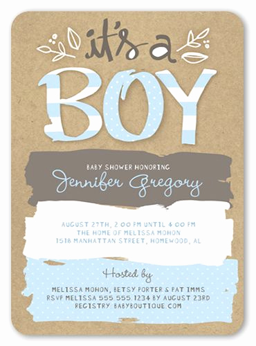 Baby Boy Invitation Ideas Best Of Best 25 Baby Boy Shower Invitations Ideas On Pinterest