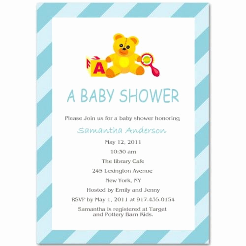 Baby Boy Shower Invitation Wording Luxury 10 Best Cute Baby Shower Invitation Ideas Images On