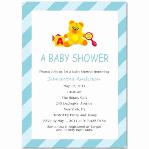 Baby Boy Shower Invitation Wording Luxury 10 Best Cute Baby Shower Invitation Ideas Images On