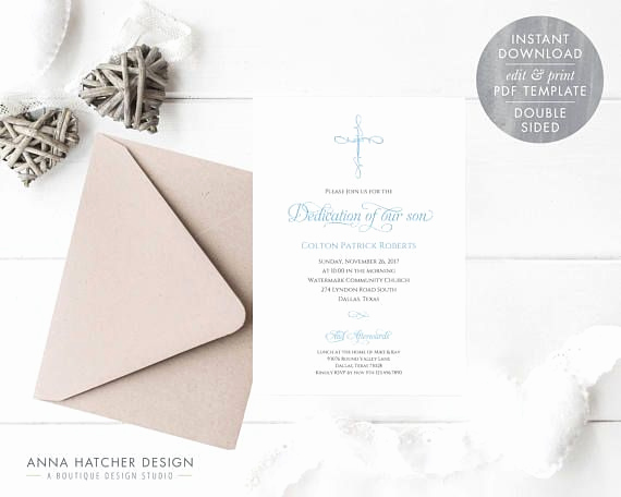 Baby Dedication Invitation Template Beautiful 25 Best Baby Dedication Ideas On Pinterest