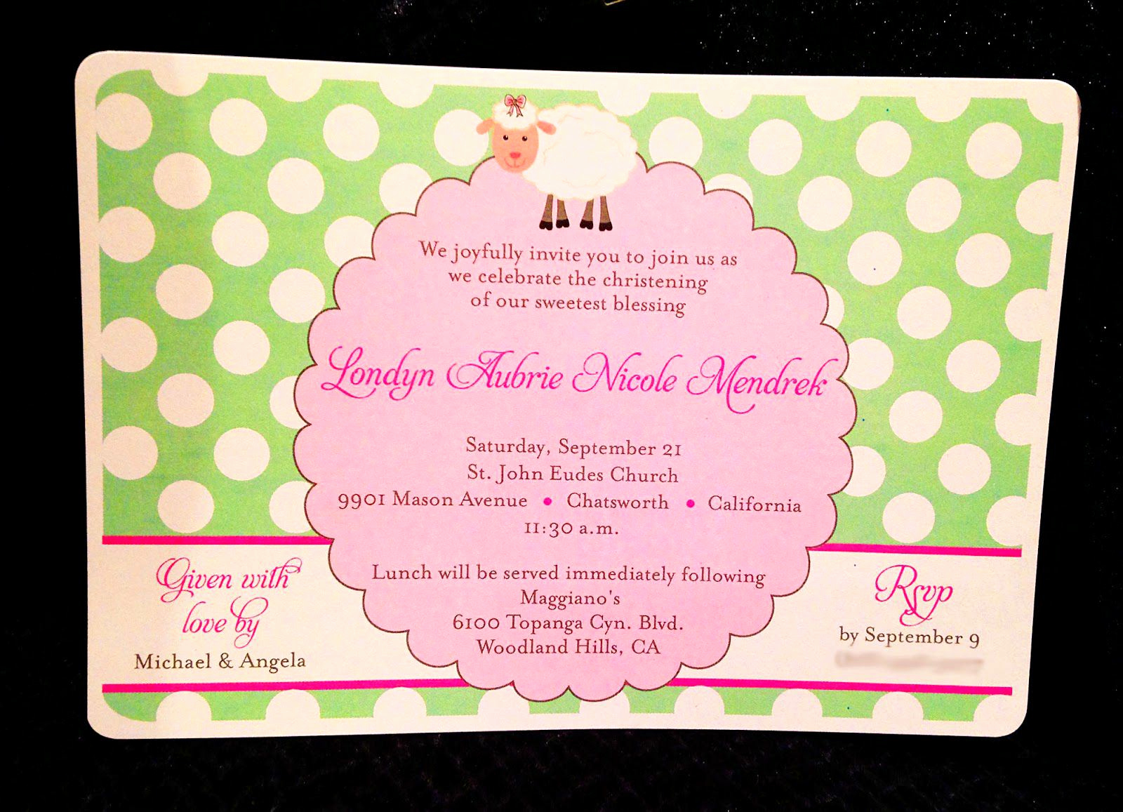 Baby Dedication Invitation Template Lovely Baptism Vitations All About Baptism Invitation Cards