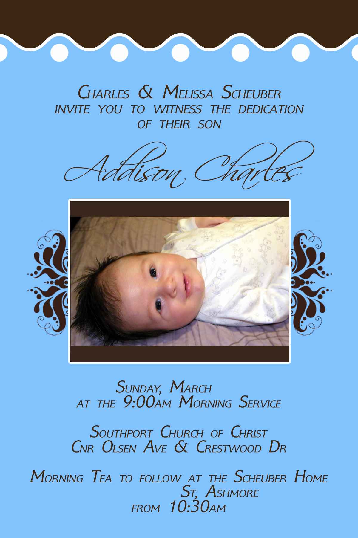 Baby Dedication Invitation Wording Best Of Dedication Invitations Pregnancy Baby Child