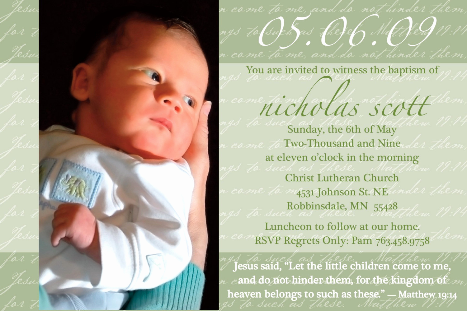 Baby Dedication Invitation Wording Fresh Baby Dedication Invitation Templates