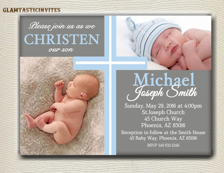 Baby Dedication Invitation Wording Fresh Best 25 Christening Invitations Boy Ideas On Pinterest