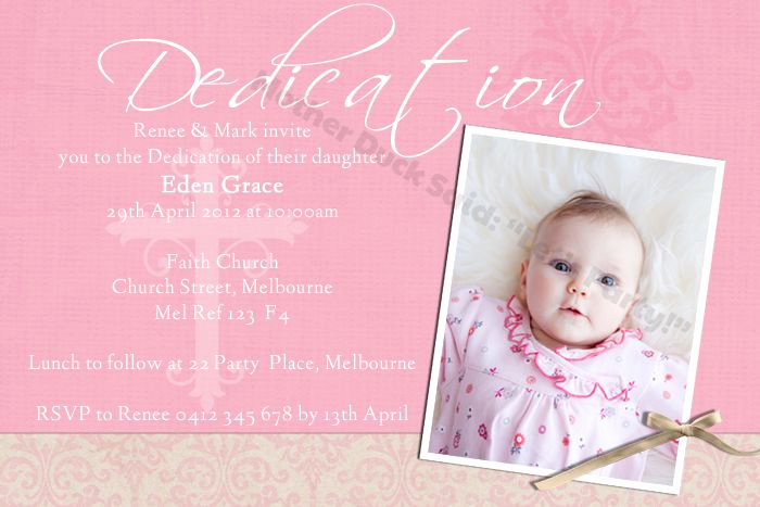 Baby Dedication Invitation Wording Luxury Baby Dedication Invitation Baptism Invitation